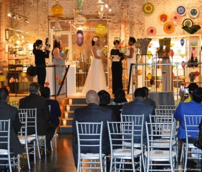 Corradetti Glass Studio Wedding Ceremony E1478721660416