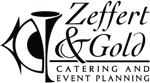 Baltimore Catering & Washington DC Caterer, Weddings, Corporate Events, Galas, Picnics | Zeffert and Gold Catering and Event Planning Logo