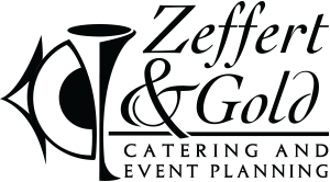 Baltimore Catering & Washington DC Caterer, Weddings, Corporate Events, Galas, Picnics | Zeffert and Gold Catering and Event Planning Retina Logo