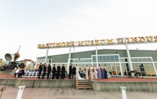 Baltimore Wedding Catering Waterfront