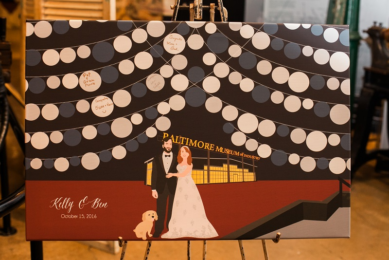 Wedding Sign In