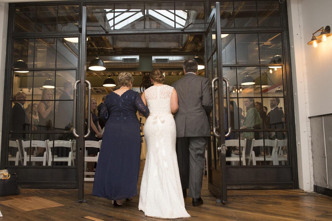 B-more Kitchen Wedding