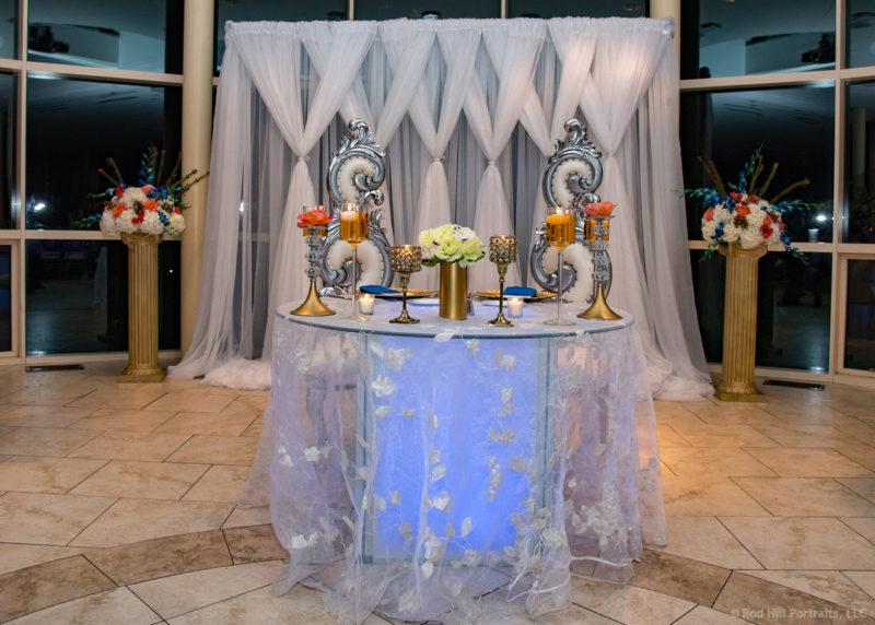 Wedding Catering Newton White