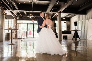Main Street Ballroom Wedding
